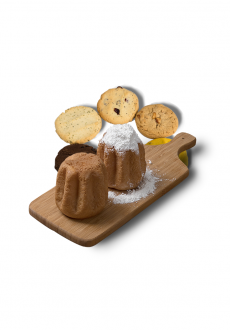 Cookie(270G)+ Mini Pandoro 540G Package